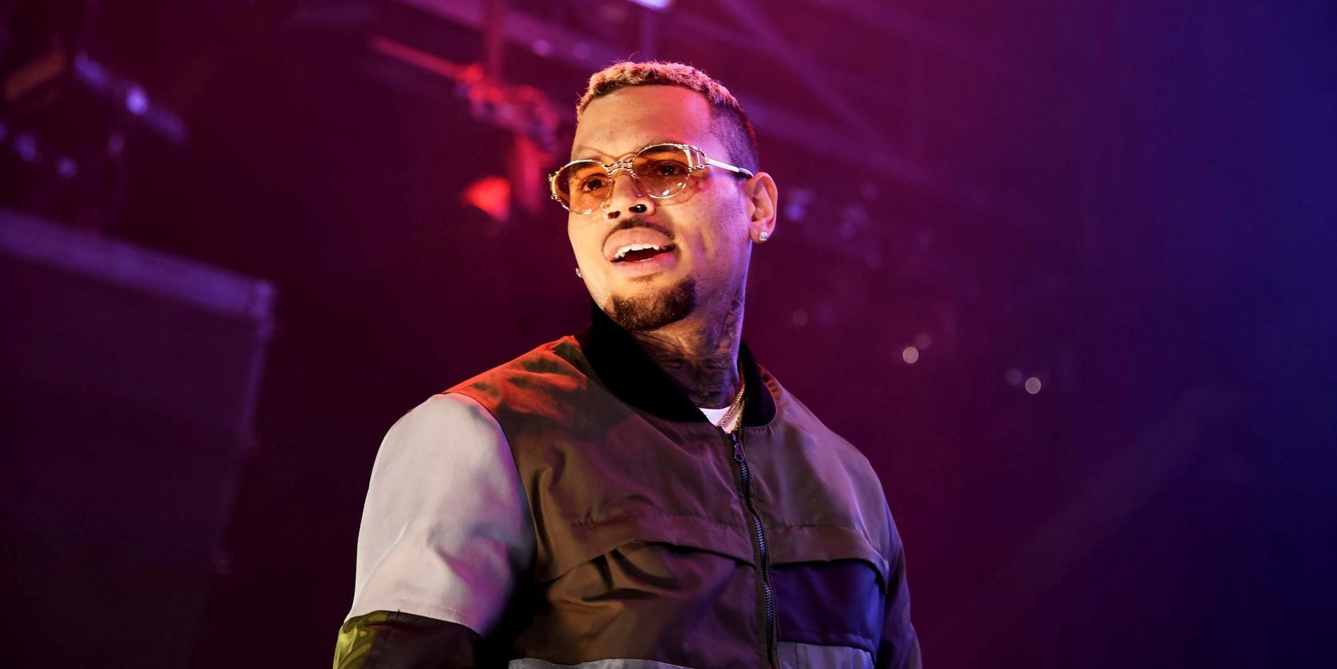 chris brown undecided